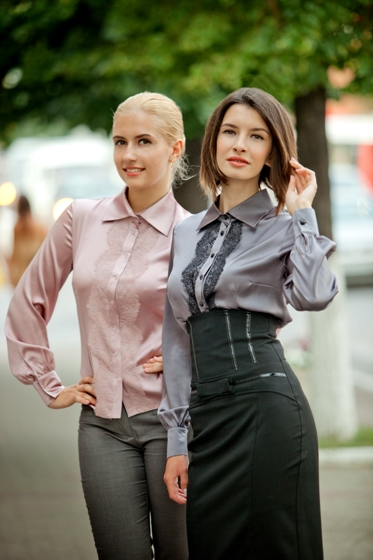 Блузки из шелка в новосибирске