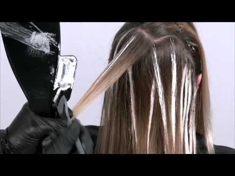 Как сделать двойное окрашивание волос в домашних условиях