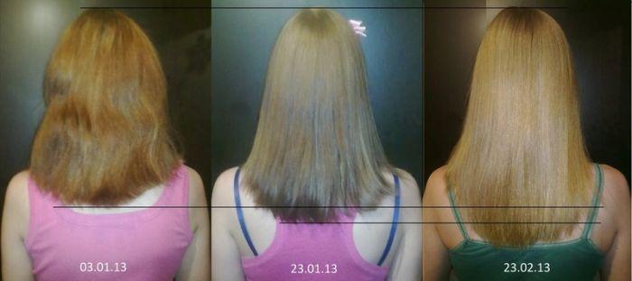 Как быстро растут волосы