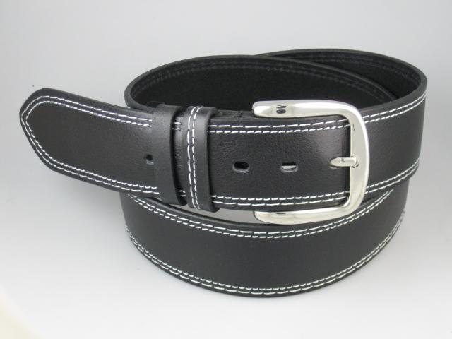 Купить мужской кожаный ремень в новосибирске кожаный ремень с однотонной бляхой пряжкой
